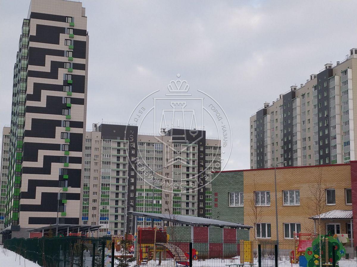 Продажа 1-к квартиры Рашида Нежметдинова ул, 2-3