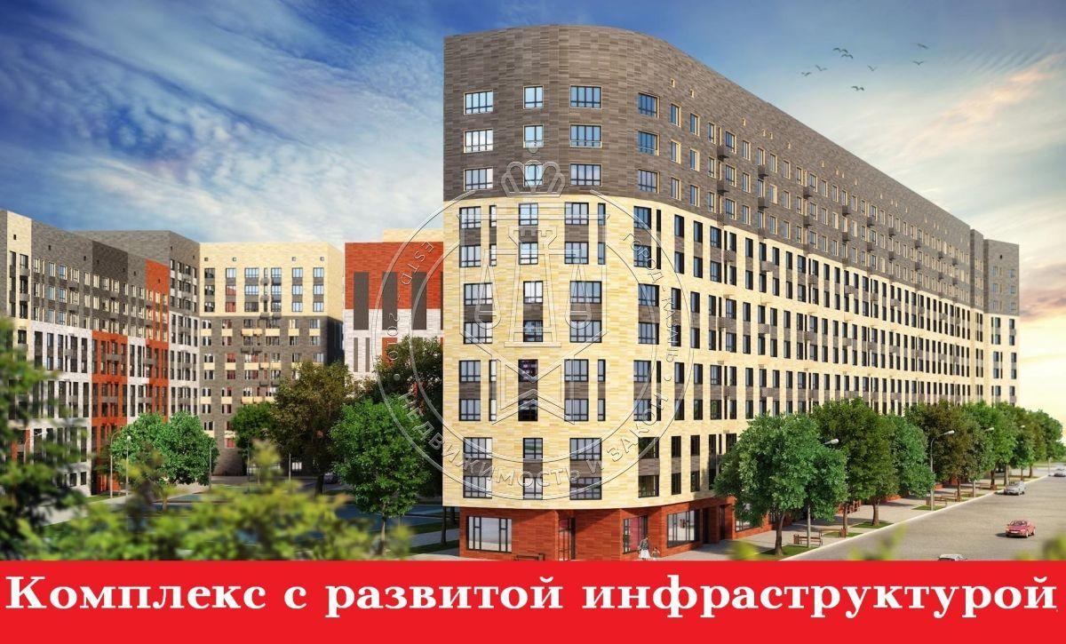 Продажа 3-к квартиры Баки Урманче ул, 1