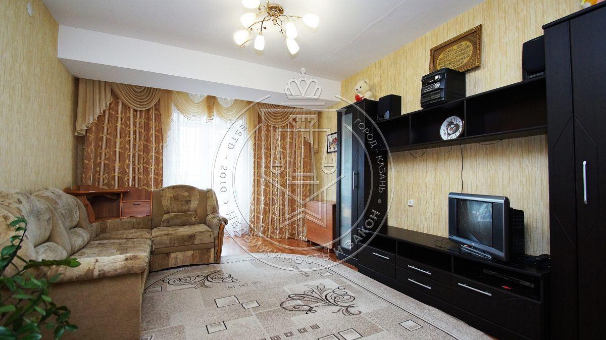 Продажа 2-к квартиры Гарифа Ахунова ул, 22