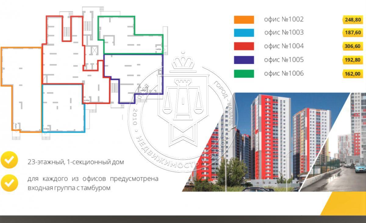 Продажа  помещения свободного назначения Аметьевская магистраль ул, 16к2