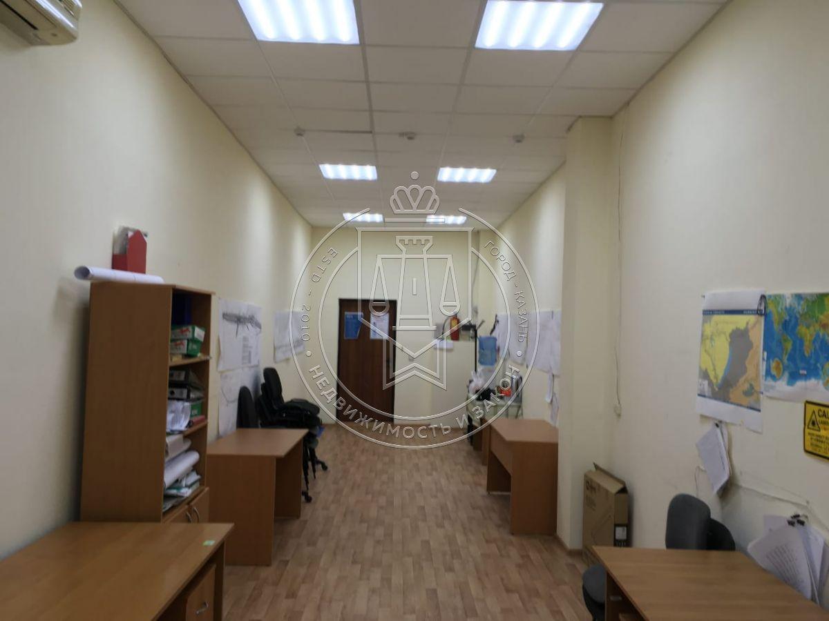 Аренда  офиса Саид-Галеева ул, 6