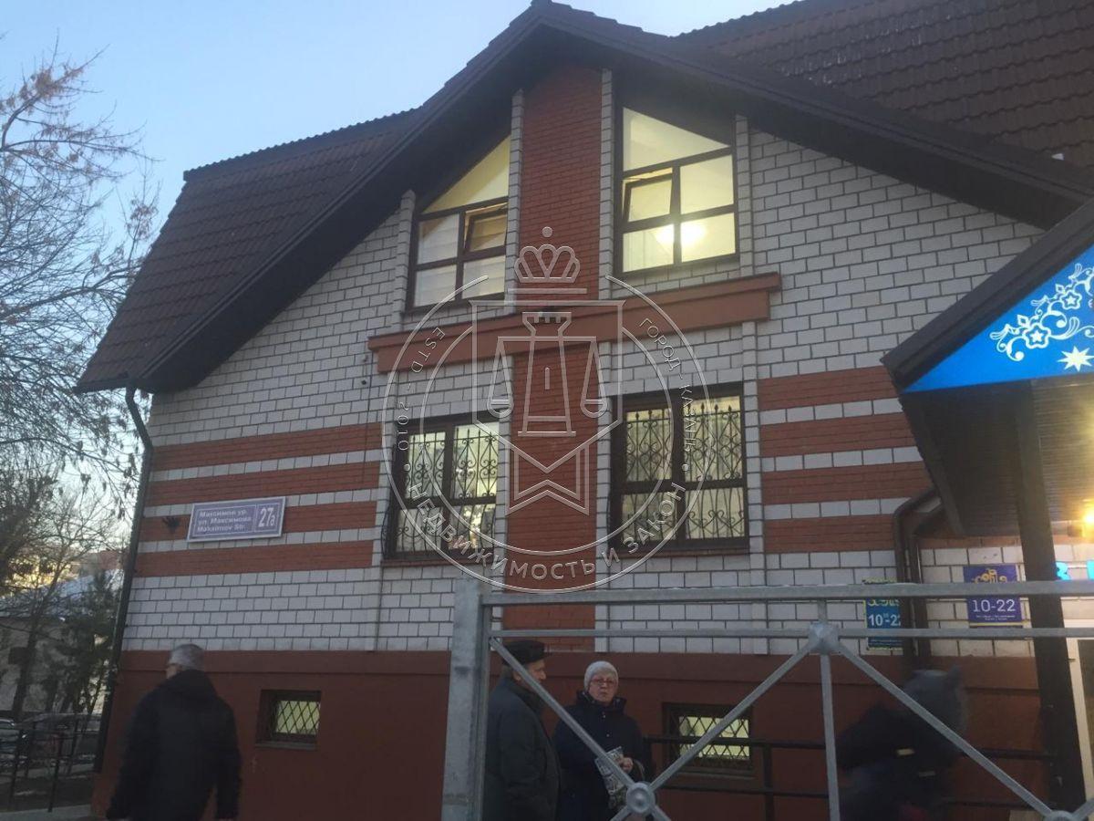 Продажа  помещения свободного назначения Лукина ул, 8