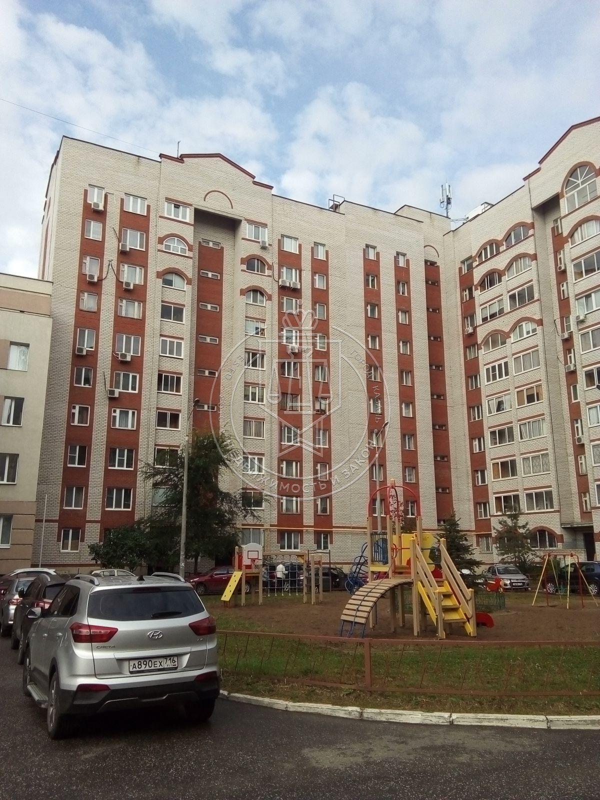 Продажа 2-к квартиры Ямашева пр-кт, 29