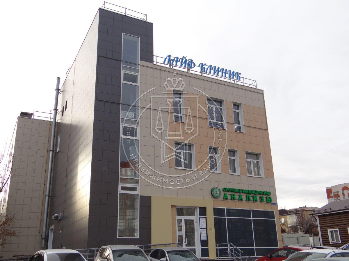 Продажа  помещения свободного назначения 2-я Азинская ул, 35