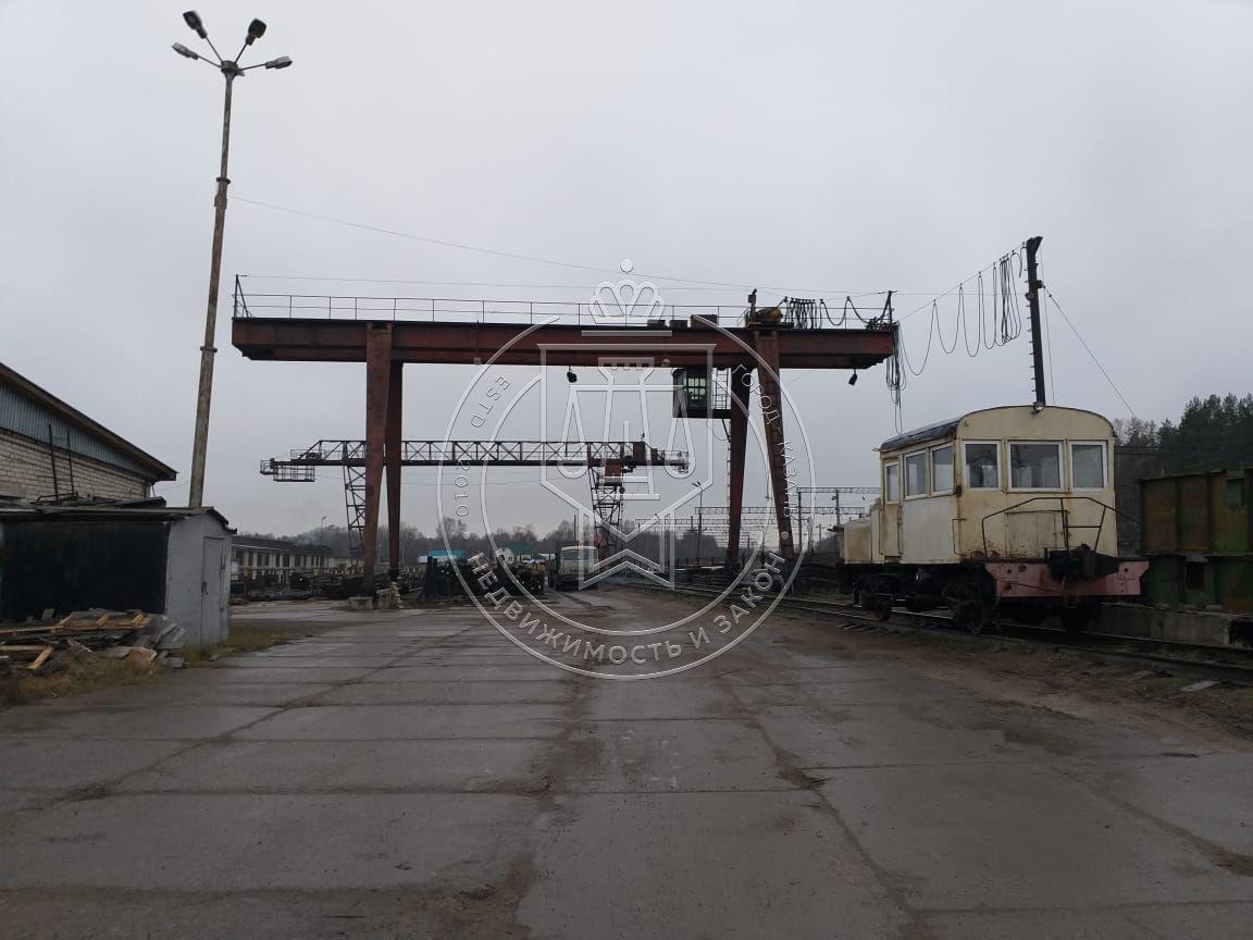Продажа  склада Мелиораторов ул, 5