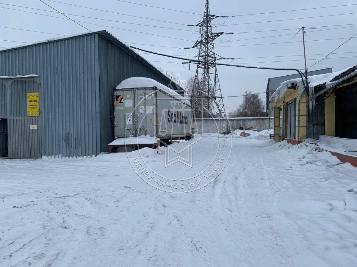 Аренда  склада Владимира Кулагина ул, 13