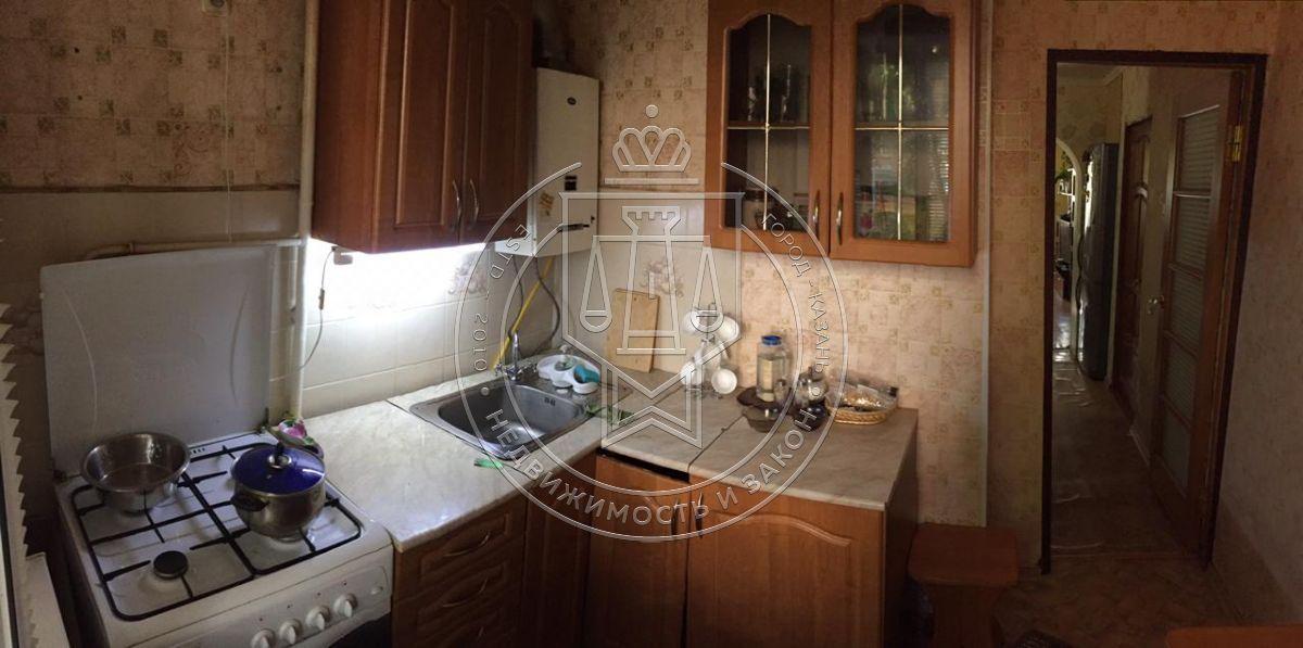 Продажа 3-к квартиры Октябрьская ул, 3а