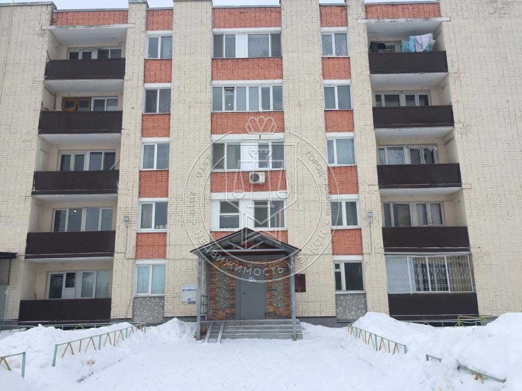 Продажа 2-к квартиры Гаражная 2-я ул, 4