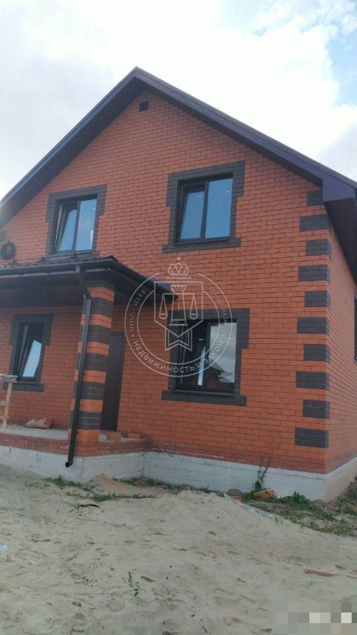 Продажа  дома Габишево, ул. Ивана Матвеева, 34