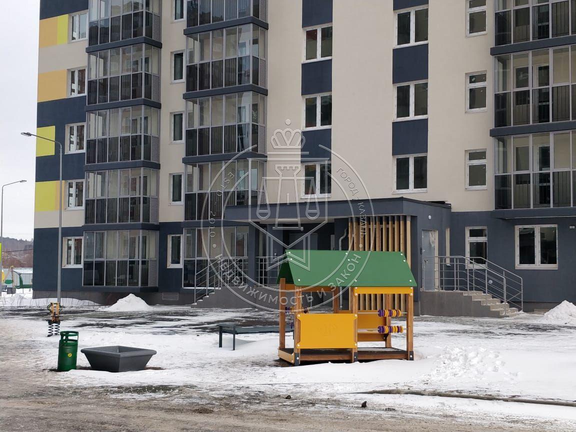 Продажа 1-к квартиры Архитектора Гайнутдинова ул, 5
