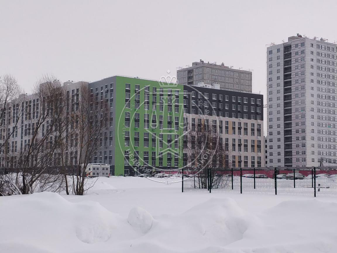 Продажа 3-к квартиры Азата Аббасова, 3