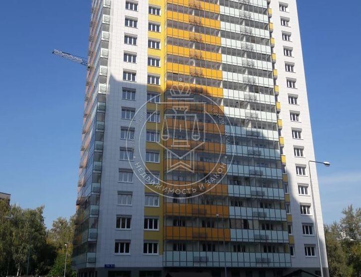 Продажа 1-к квартиры Николая Ершова ул, 1