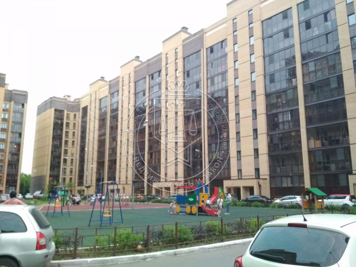 Продажа 1-к квартиры Рауиса Гареева ул, 94