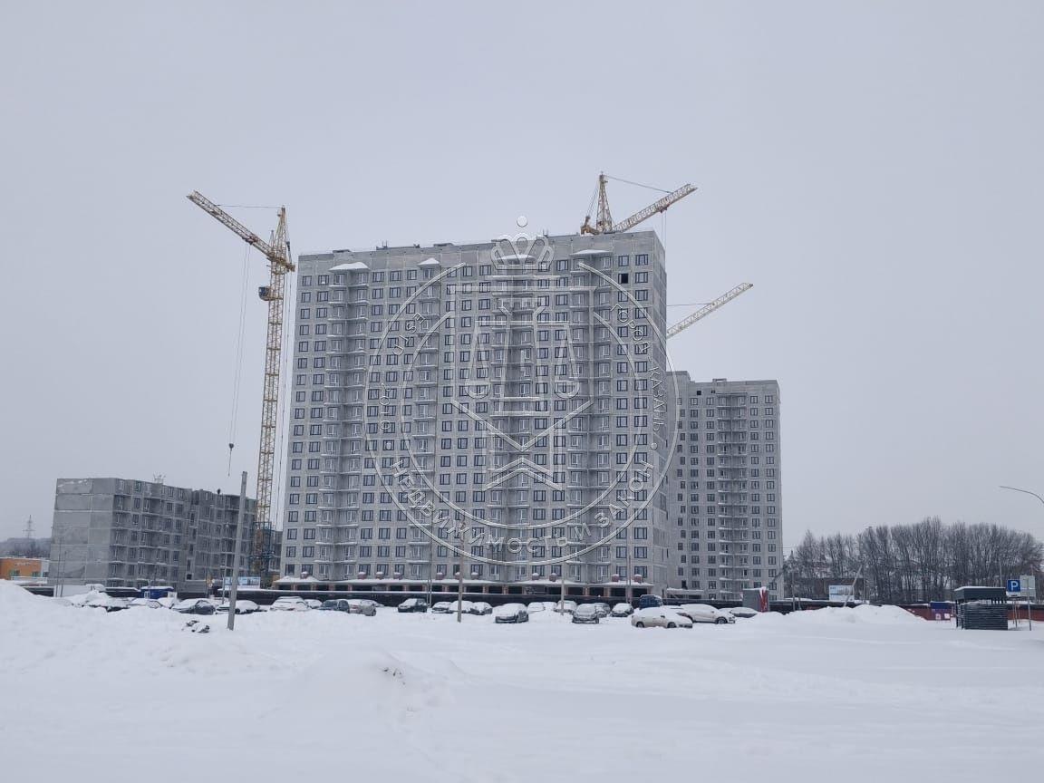 Продажа 1-к квартиры Рашида Нежметдинова ул, ПК-2-2