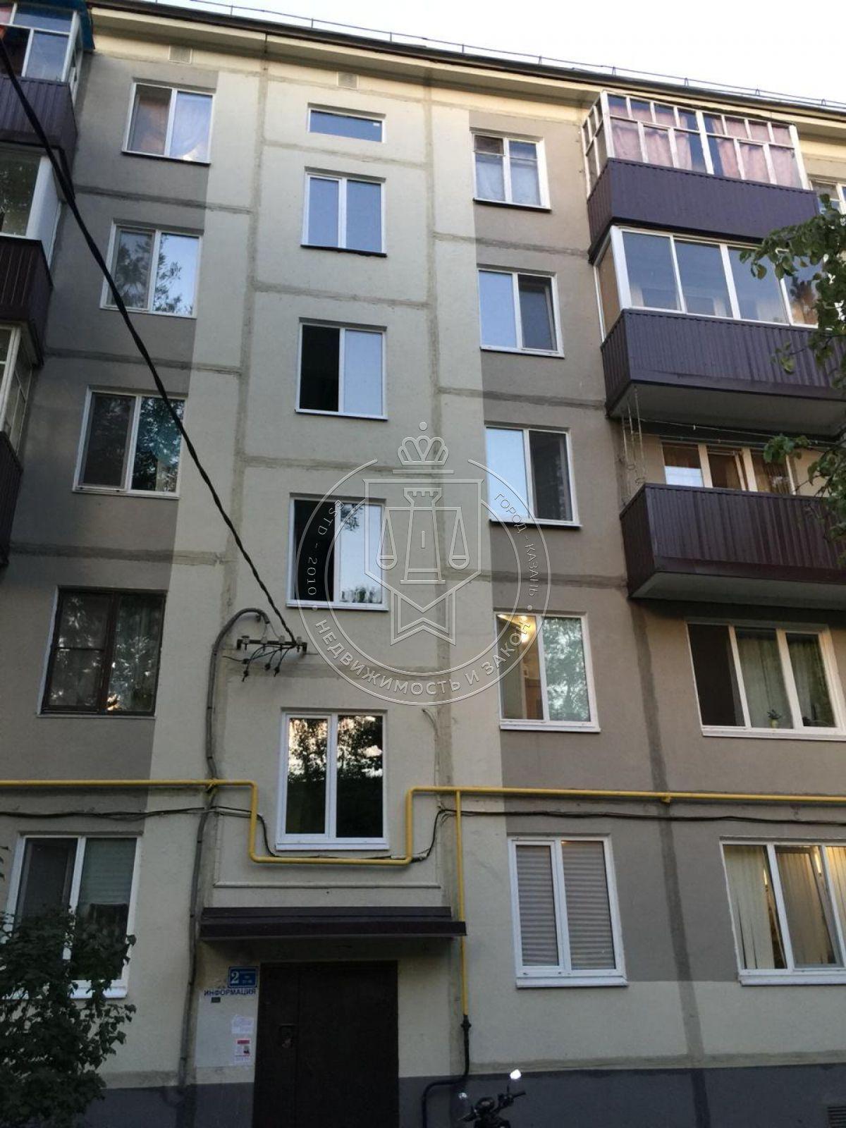 Продажа 2-к квартиры Карима Тинчурина ул, 15А