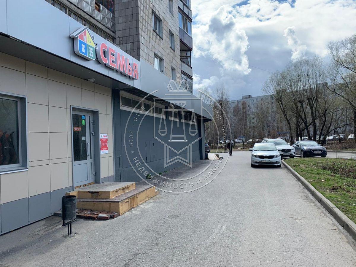 Продажа  помещения свободного назначения Серова ул, 17