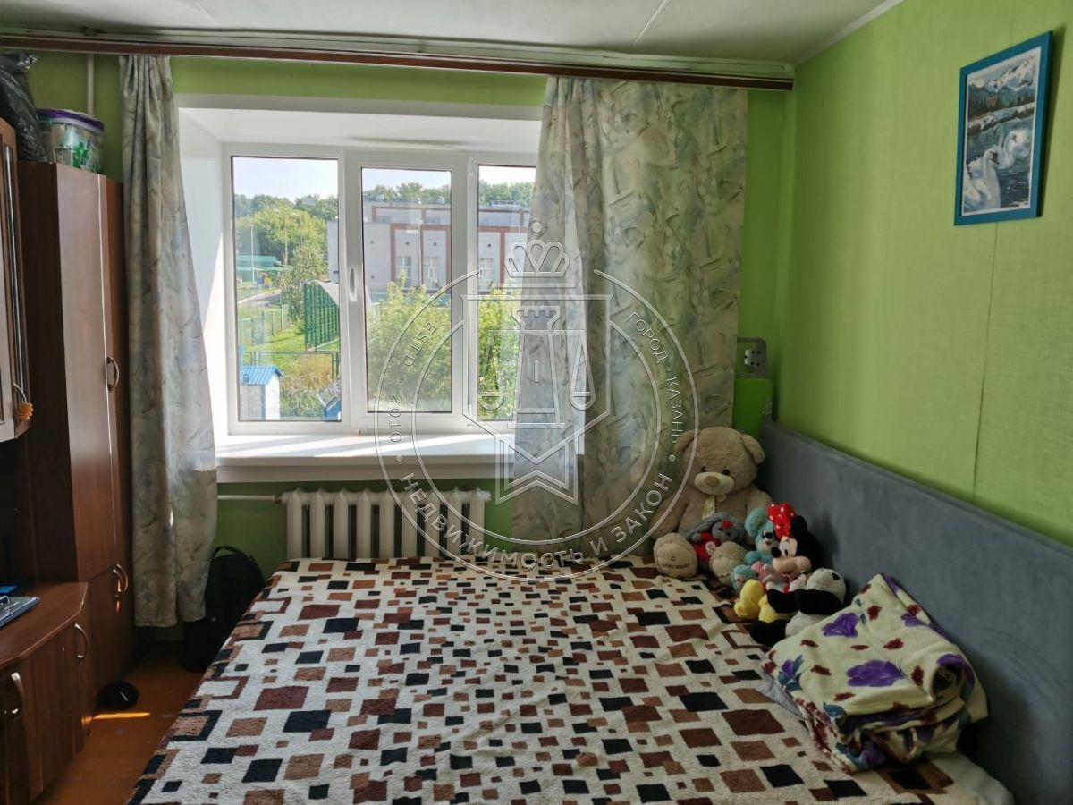 Продажа  комнаты Агрызская ул, 78